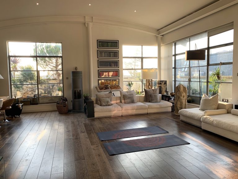 Exclusive massive private yoga studio near Tower Bridge SE1
